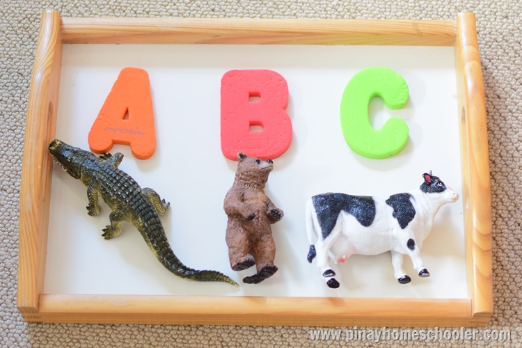 ANIMALS AND THEIR LETTER SOUNDS