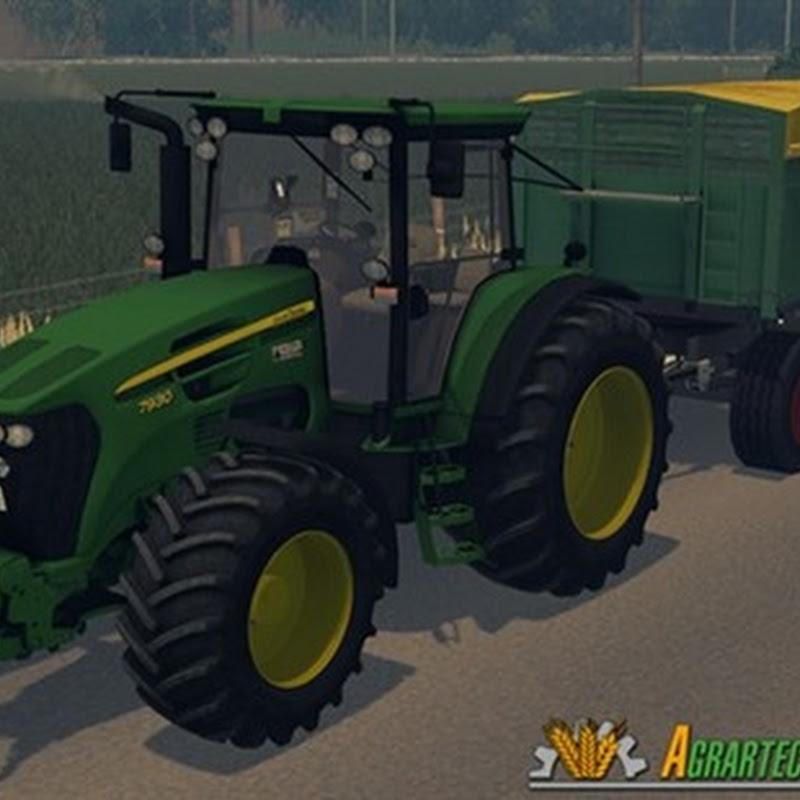 Farming simulator 2015 - Kempf HK 16t V 1.0