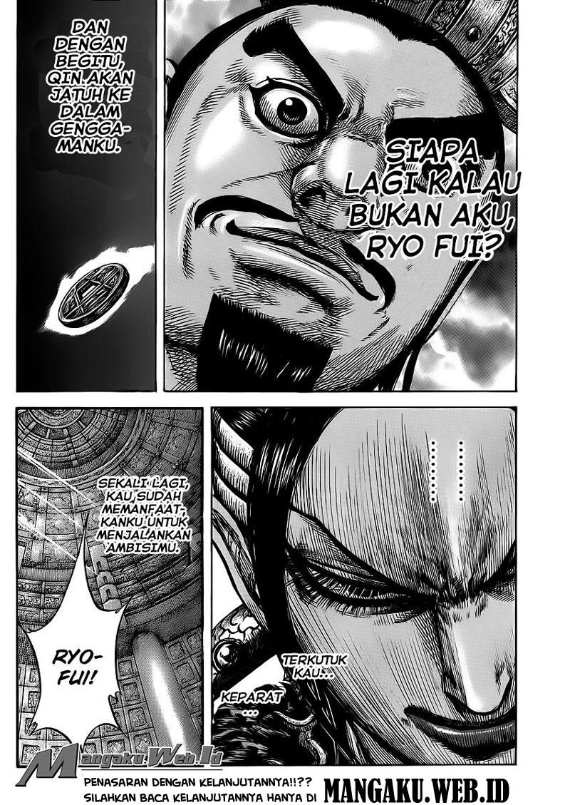 Baca Manga Kingdom Chapter 413 Komik Station