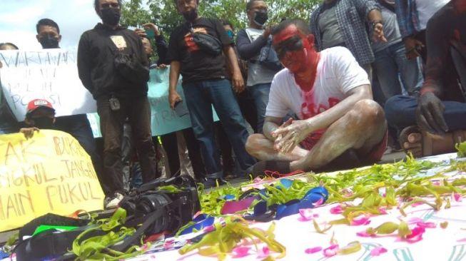 AJI & LBH Pers Ungkap Instansi Ini Jadi Aktor Paling Banyak Lakukan Kekerasan Terhadap Jurnalis