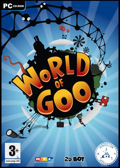 World of Goo cover pc