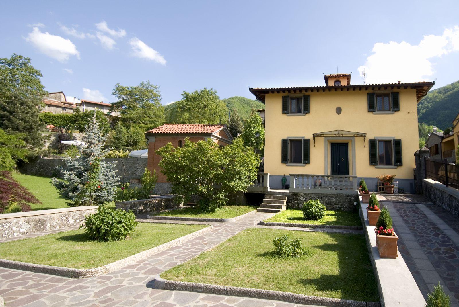 Villa il Canto_San Godenzo_1