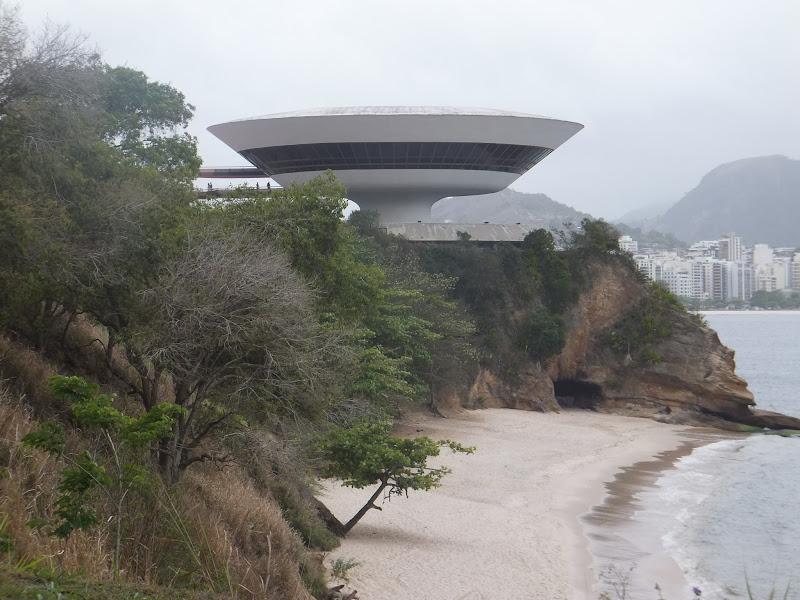 MAC, Museo Arte Contemporaneo, Niemeyer, Arquitectura, Niteroi, Rio de Janeiro, Brasil, Arte, Elisa N, Blog Viajes, Lifestyle, Travel, TravelBlogger, Blog Turismo, Viajes, Fotos, Blog LifeStyle, Elisa Argentina