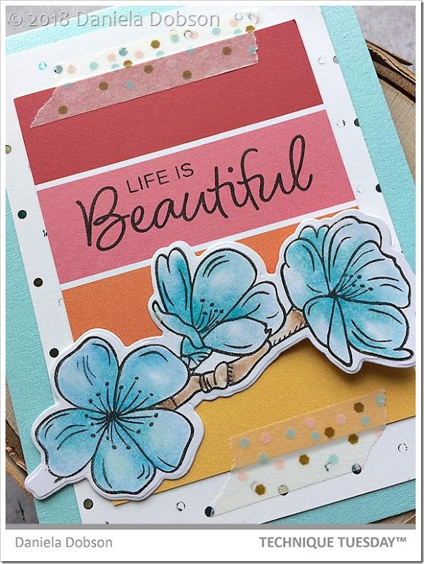 Life is beautiful close by Daniela Dobson