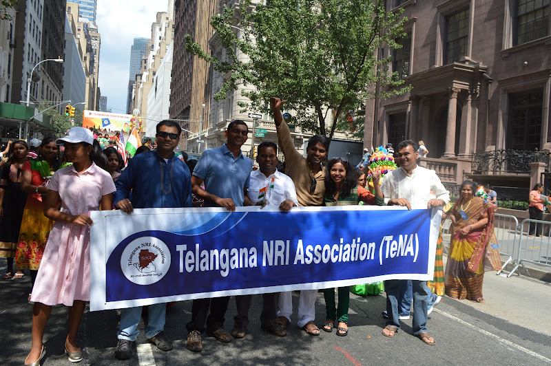Telangana State Float at India Day Parade NY 2015 - DSC_0579.JPG