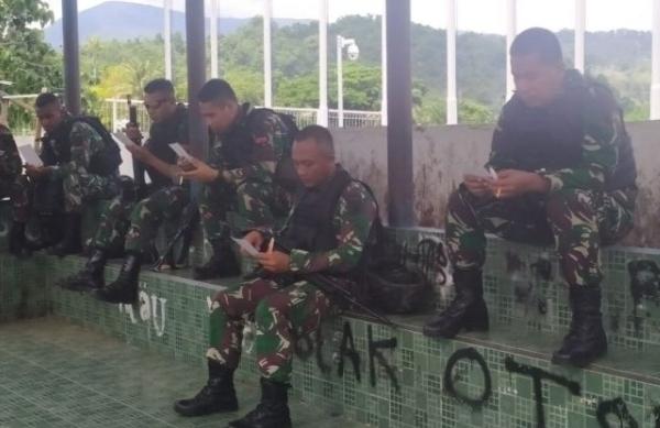 Tanah Adat Kembali Diserahkan Ke TNI, Kali Ini Lahan Ulayat Masyarakat Skofro