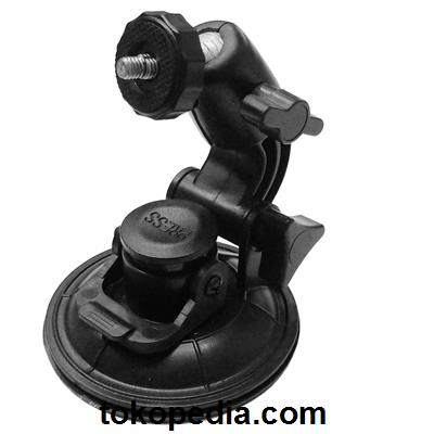 Car Window Suction Cup Tripod for Gopro, Xiaomi Yi
