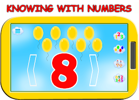 Learn the Numbers With Us