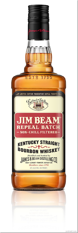 Limited Edition Jim Beam® Repeal Batch Offers A Taste Of Post-Prohibition Style Bourbon