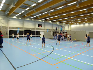01.16. - interscholencompetitie netbal