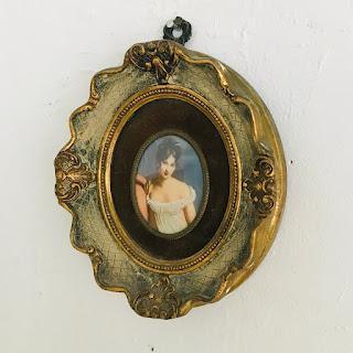 Small Portrait Miniature #2