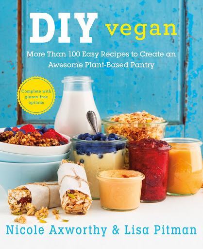 Awesome Energy Bars with DIY Vegan Cookbook's Lisa Pitman