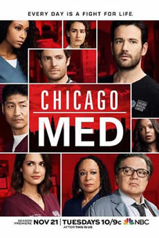 Baixar Série Chicago Med 4ª Temporada Torrent Dublado e Legendado Grátis