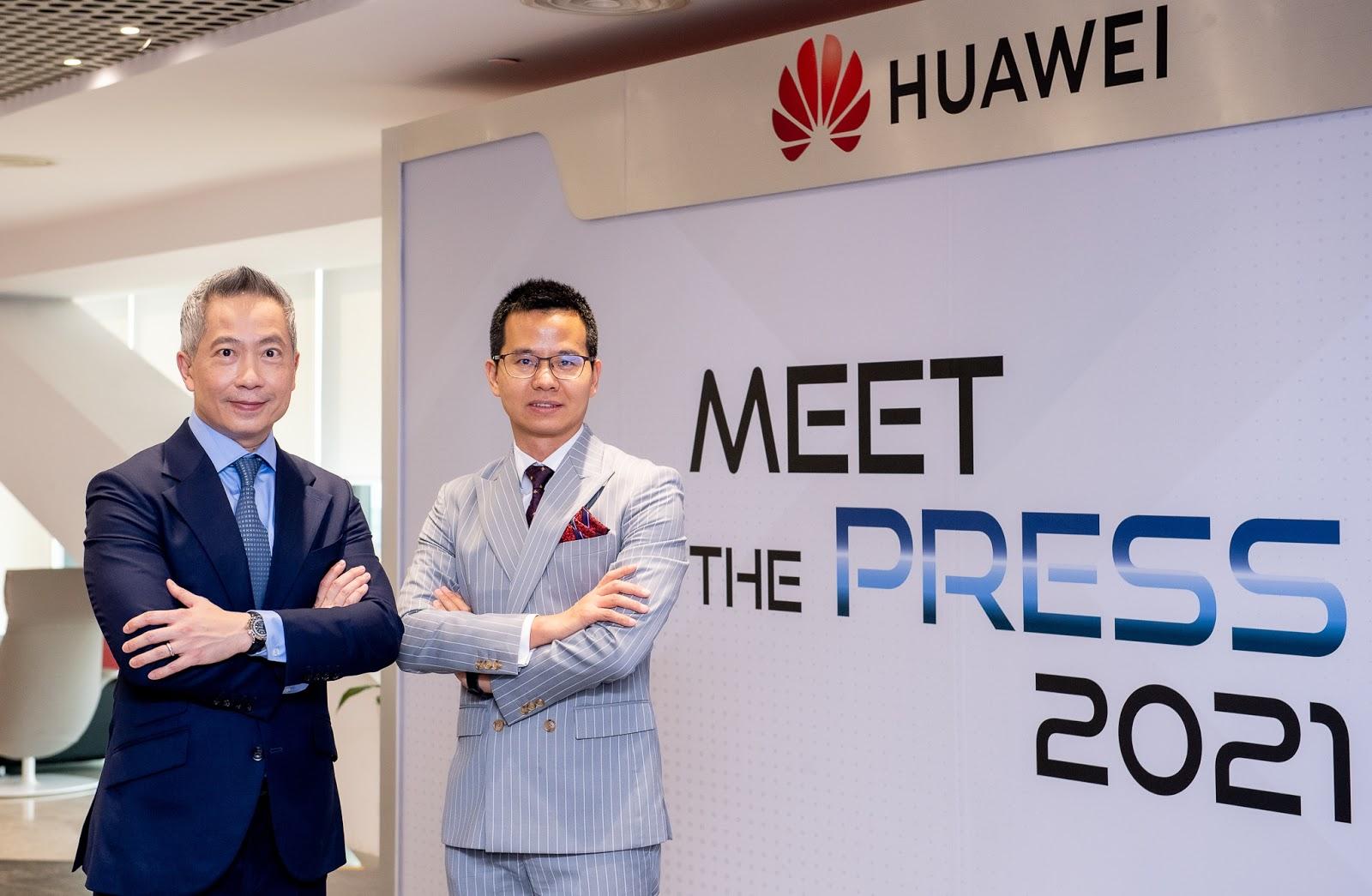 Huawei แต่งตั้งผู้บริหารไทยนั่งกรรมการผู้จัดการร่วมเดินหน้าเสริมแกร่งตลาดไทย ผลักดันดิจิทัลไทยแลนด์