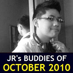 JR's Buddies of October 2010