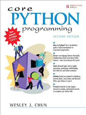 Core Python Programming pdf free download