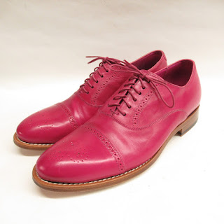 Paul Smith Pink Oxfords