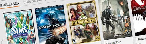 ลือ! สั่งจองเกม Battlefield 3 บน Origin รับเกมดังฟรี 1 เกม: Origin