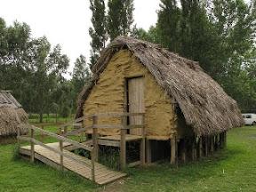 cabaña de la Draga