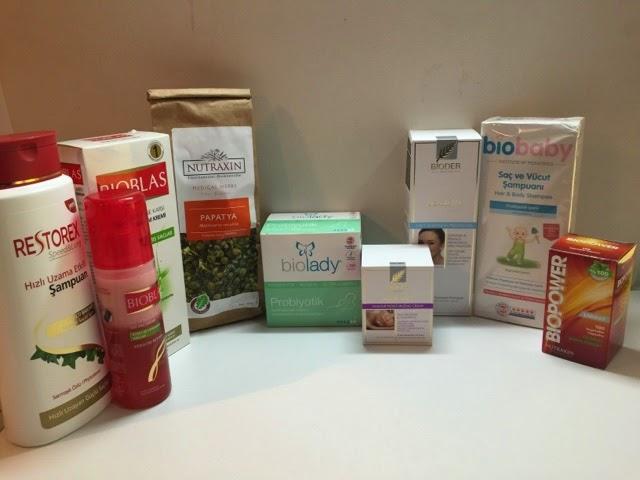 BİOTA - restorex - bioblas - nutraxin - biolady - biobaby - bioder - makyaj blogları - kozmetik blogları - sebnems blog
