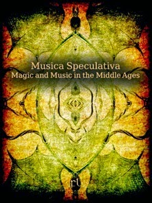 Musica Speculativa-Magic and Music in the Middle Ages Cover