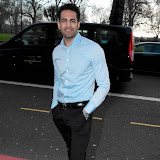 WWW.ENTSIMAGES.COM -   Upen Patel  arriving at      The Asian Awards at Grosvenor House, 86-90 Park Lane, London April 16th 2013                                            Photo Mobis Photos/OIC 0203 174 1069