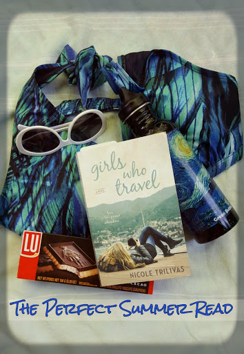 The perfect summer read? Girls Who Travel - our interview with author Nicole Trilivas