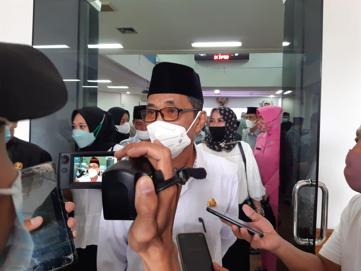 Wabub Bakhtiar Serahkan Nota Pengantar Ranperda RPJMD
