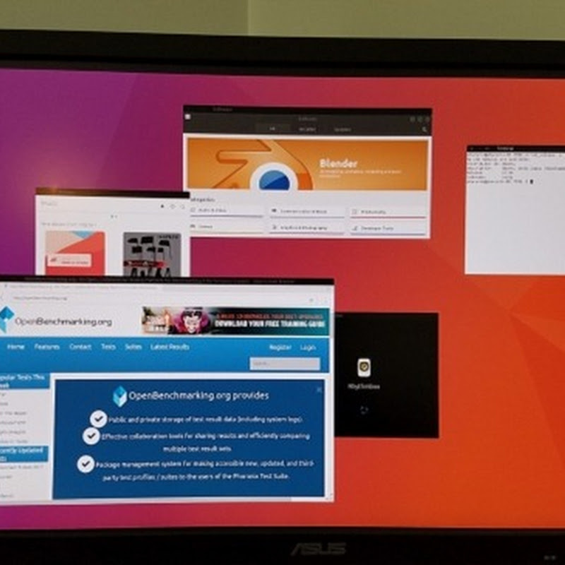 Ubuntu 17.04 Zesty Zapus y derivadas ya están disponibles para sus descargas incluìda la nueva Ubuntu Budgie.