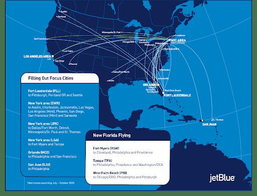 (Image courtesy of JetBlue Airways)