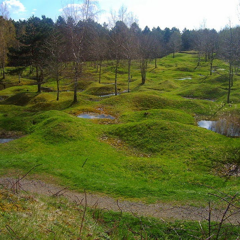 Scars of World War I: The Battlefield of Verdun