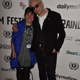 OIC - ENTSIMAGES.COM - Maeve Murphy and Elliot Grove at the Taking Stock Premiere at the Raindance Film Festival  London 4th October 2015  Photo Mobis Photos/OIC 0203 174 1069