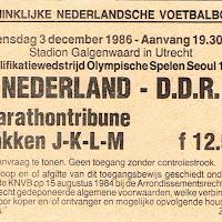 Nederlands Elftal Wedstrijdkaartjes