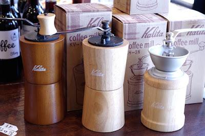 おすすめ商品:kalitaコーヒーミル