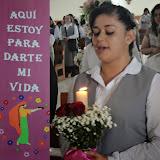 VOTOS PERPETUOS DE GABRIELA ITZEL