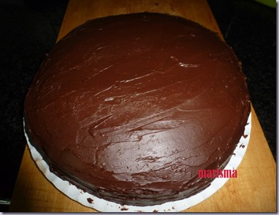 tarta de chocolate y manzana10 copia