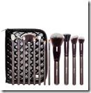 Beautiful and Bronze Brush Set