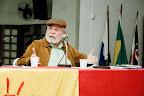 Debate sobre megaeventos, realizado em 06.06.2011 no Sindicato dos Metroviários/RJ