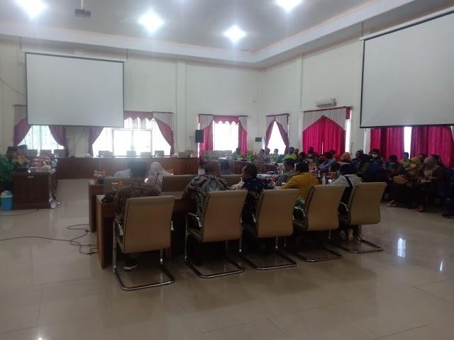 Cari Pembanding, Legislator Dua Kabupaten Ini Kunjungi DPRD Barsel