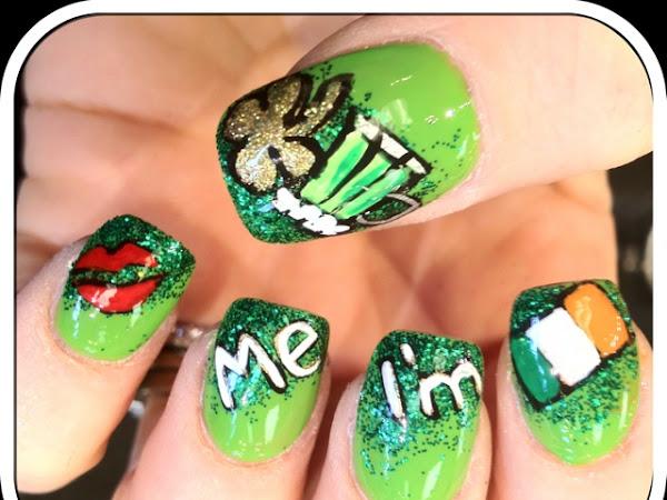 Day 107 - Kiss Me I'm Irish