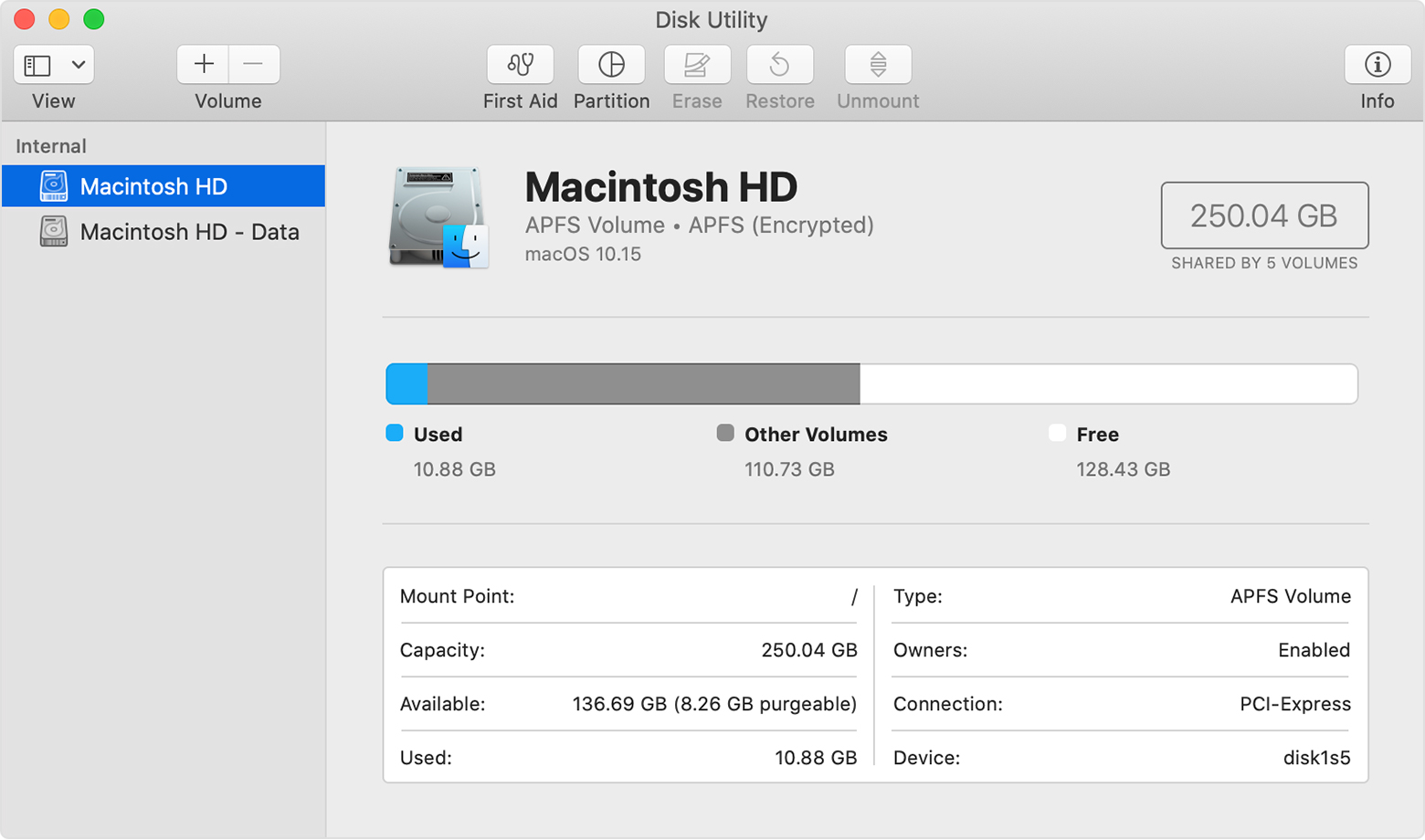 What is Disk Utility on Mac