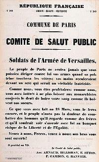 250 عاماً على إعلان كومونة باريس (صفحات من تاريخ التطور الغربي)