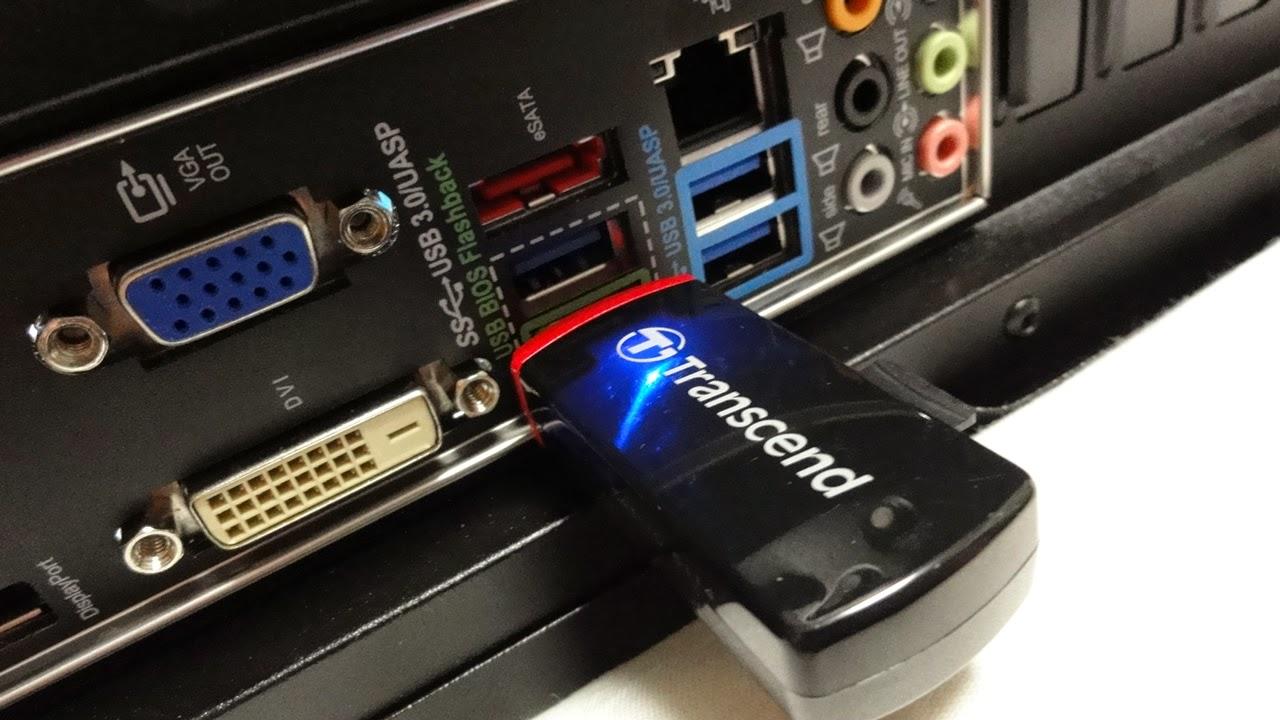 最強のBIOS更新機能 ASUS「USB BIOS Flashback」を使ってみた。 | Kb