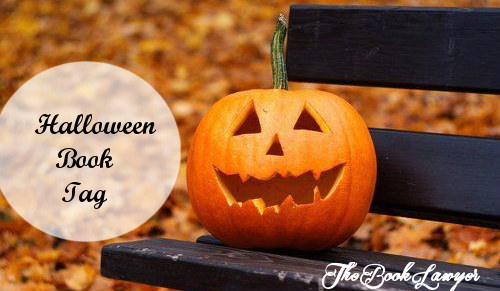 Spooky Week | The Halloween Book Tag