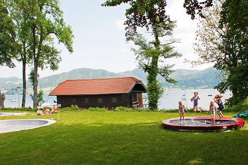Seecamping Gruber, Dorfstraße 63, 4865 Nußdorf am Attersee, Österreich, Campingplatz, state Oberösterreich