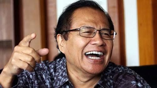 Hersubeno Arief Terancam Dipolisikan Usai Beritakan Megawati, Rizal Ramli: Jokowi Jauh Lebih Layak Dipolisikan