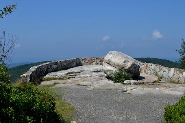 Заповедник Семс Поинт, Штат Нью-Йорк(Sam's Point Preserve, NY)
