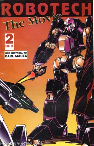 Robotech the Movie 2