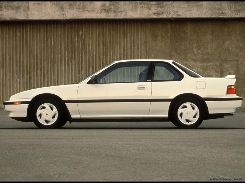 1990 Honda Prelude Si Specifications Pictures Prices