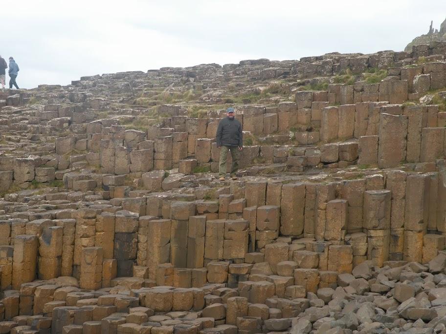 Giant's Causeway ( Grobla Olbrzymów) – Irlandia Północna